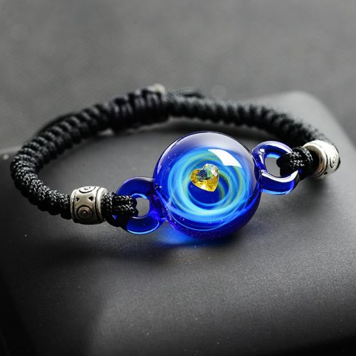 Space & Vibes Galaxy Bracelet