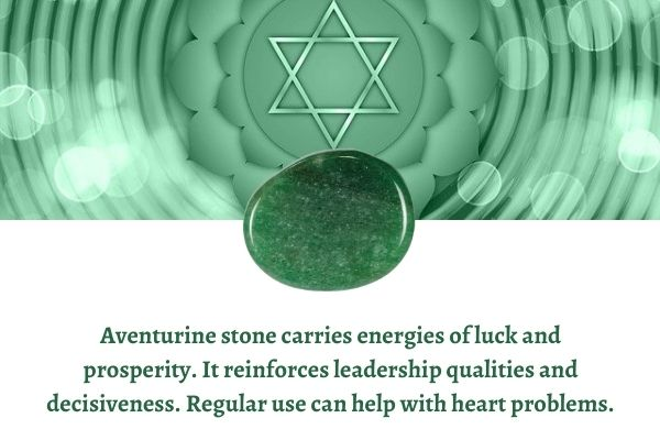 Aventurine stone benefits