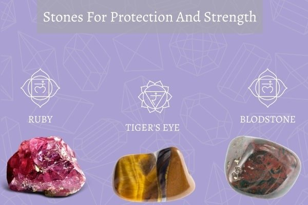 stones for protection and strength