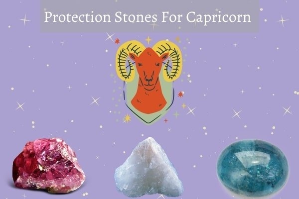 three protection stones for Aries